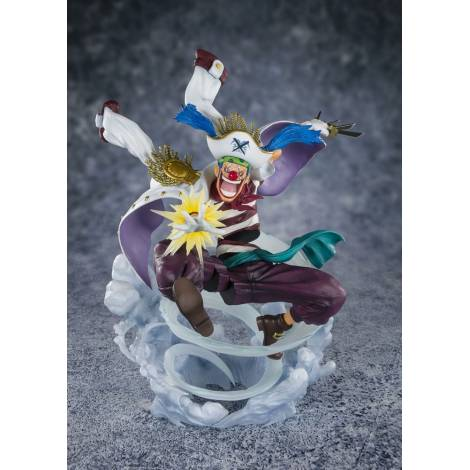 FiguartsZERO - One Piece PVC Statue Buggy (Paramount War) -19 cm