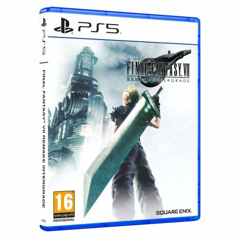 Final Fantasy VII HD Remake (PS5)