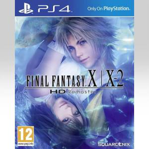Final Fantasy X / X-2 HD Remaster (PS4)