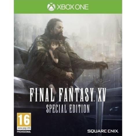 Final Fantasy XV - Special Edition (XBOX ONE)