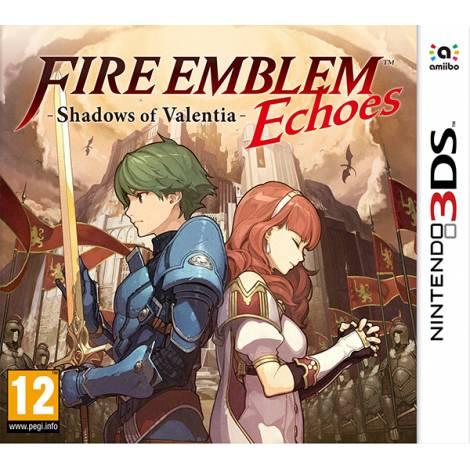 Fire Emblem Echoes Shadows of Valentia (NINTENDO 3DS)