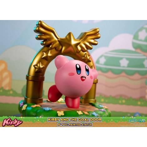 First 4 Figures: Kirby and the Goal Door PVC Statue (24cm) (KKGDST)