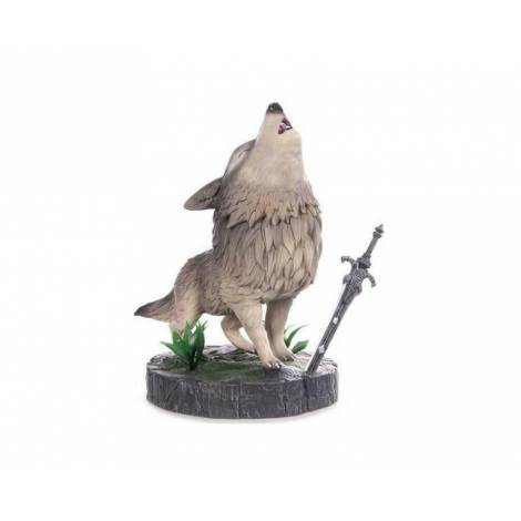 First 4 Figures: Dark Souls - The Great Grey Wolf Sif SD (Standard Edition) PVC Statue (22cm) (DSSIFST)