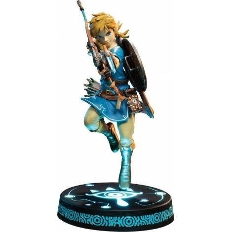 First 4 Figures The Legend of Zelda: Breath of the Wild - Link Statue Collector's Edition 25εκ. (BOTWLC) - με χτυπημένο κουτάκι