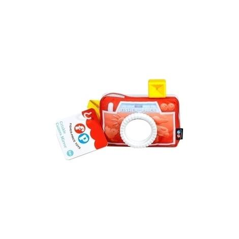 FISHER-PRICE CRINKLE CAMERA MIRROR (DFR11)