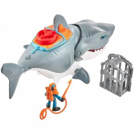 Fisher Price Imaginext: Mega Bite Shark (GKG77)