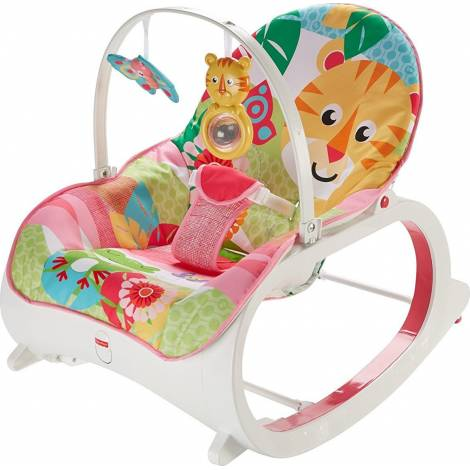 Fisher Price Infant-to-Toddler Rocker (FMN40)