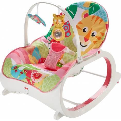 Fisher Price Infant to Toddler - Rocker Tiger (GNV70)