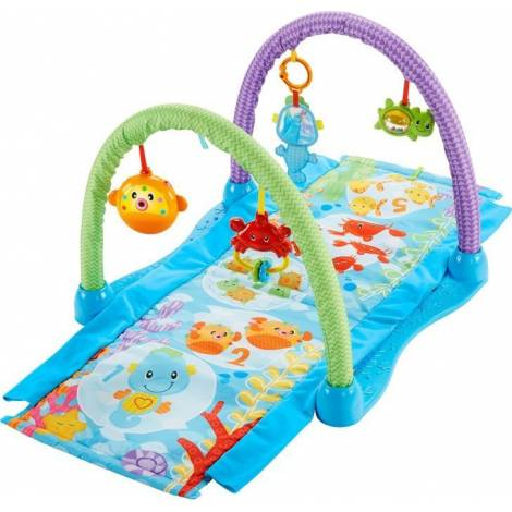 Fisher Price - Kick'n Crawls Musical Seahorse Gym (DRD92)