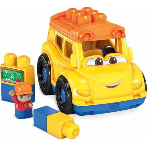 Fisher Price Mega Bloks: First Builders - Sonny School Bus (GCX10)