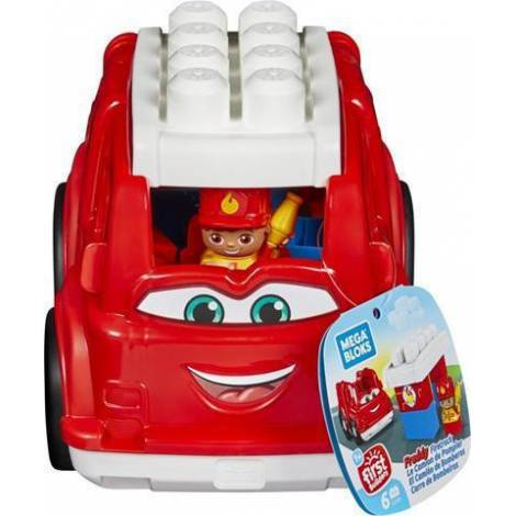 Fisher Price Mega Bloks - Freddy Firetruck (GCX09)