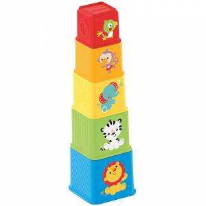 FISHER PRICE - STACK & EXPLORE BLOCKS (CDC52)
