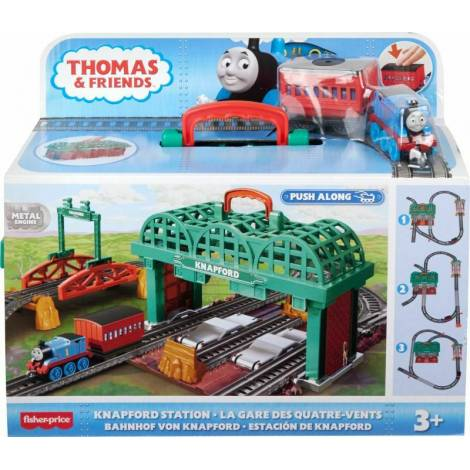 Fisher Price Thomas Friends: Knapford Station (GHK74)