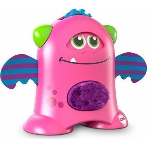 Fisher Price Tote-Along Monster Dottie (FHF80)