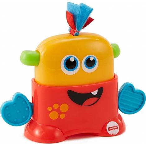 Fisher Price Tote-along Monster - Stewart (FHF82)