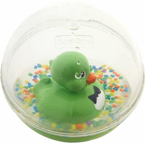 FISHER PRICE WATERMATES BALL WITH GREEN DUCK (DVH73)