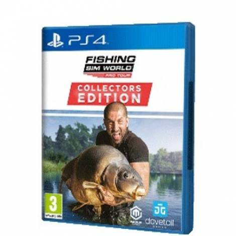 Fishing Sim World (Pro Tour Collector's Edition) (PS4)