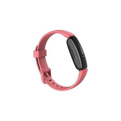Fitbit Inspire 2 Activity Tracker - Rose & Black (FB418BKCR)