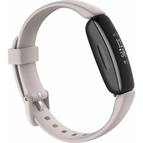 Fitbit Inspire 2 Activity Tracker - White & Black (FB418BKWT)
