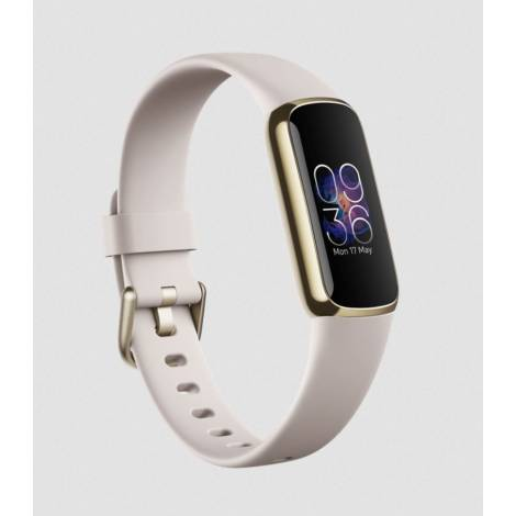 FITBIT Luxe - Lunar White / Soft Gold (FB422GLWT)