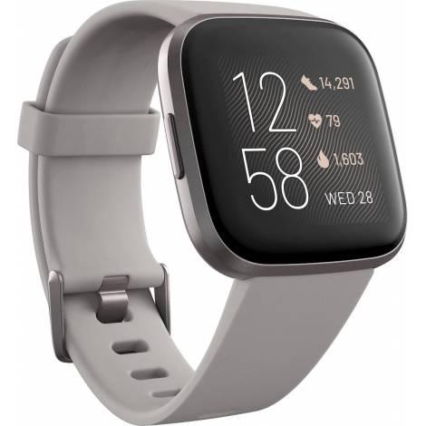 Fitbit Versa 2 Smartwatch - Γκρι