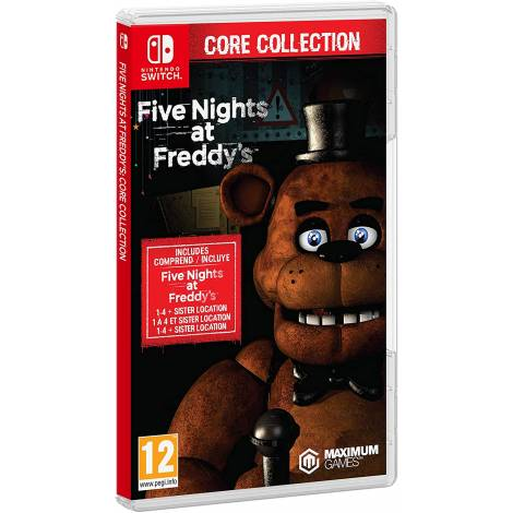 Five Nights At Freddy`s - Core Collection (NINTENDO SWITCH)