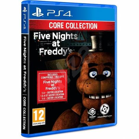 Five Nights At Freddy`s - Core Collection (PS4)