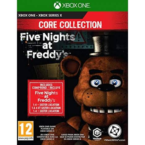 Five Nights At Freddy`s - Core Collection (XBOX ONE, XBOX SERIES X)
