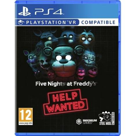 Five Nights at Freddys: Help Wanted (VR Compatible) (PS4)