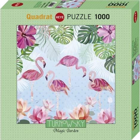 Flamingos & Lilies 1000pcs (29852) Heye
