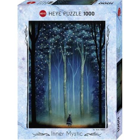 Forest Cathedral 1000pcs (29881) Heye