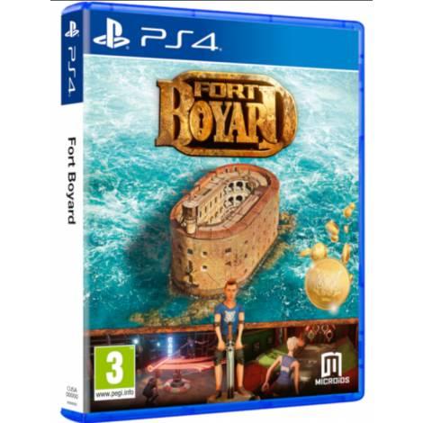 Fort Boyard 2021 (PS4)