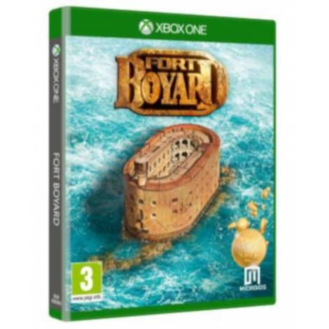 Fort Boyard 2021 (Xbox One)