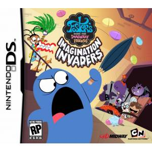 Foster's Home For Imaginary Friends: Imagination Invaders (NINTENDO DS)