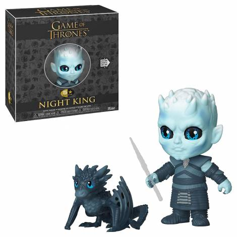 Funko 37776 5 Star: Game of Thrones S10: Night King Collectible Figure, Multicolour