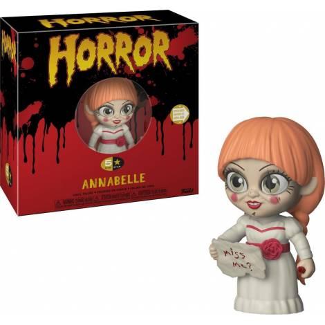 Funko 5 Star: Horror - Annabelle Vinyl Figure
