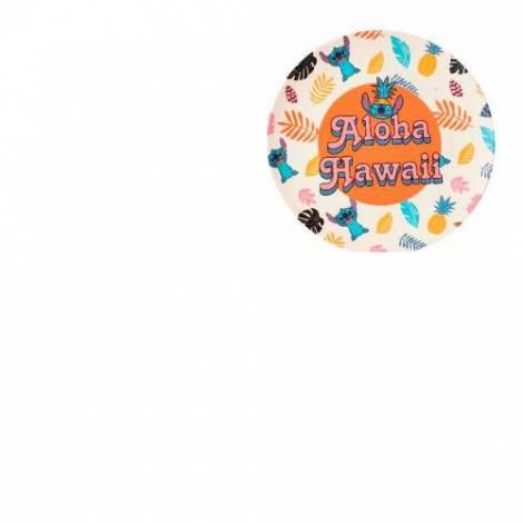 Funko Disney : Lilo & Stitch - Aloha Hawaii Plate