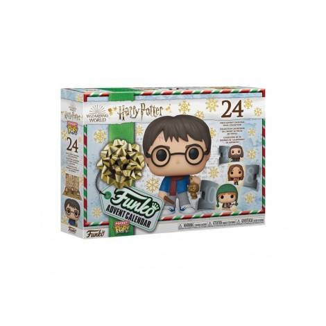 Funko Harry Potter - Advent Calendar With 24 Mini Vinyl Figures (Pint Size Heroes)