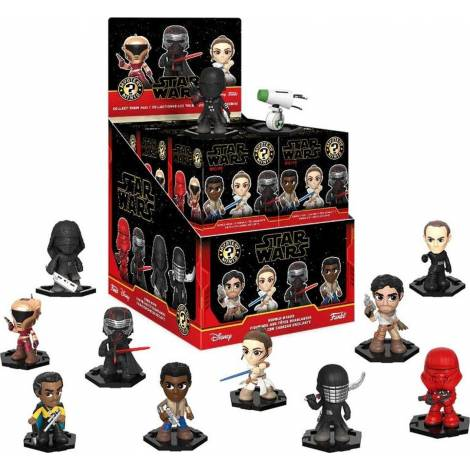 Funko Mystery Minis Blind Box: Star Wars - Ep 9 Mini Figures (1 piece)