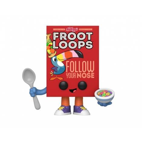 Funko POP! Vinyl: Kelloggs - Froot Loops Cereal Box #186 Vinyl Figure (57770)