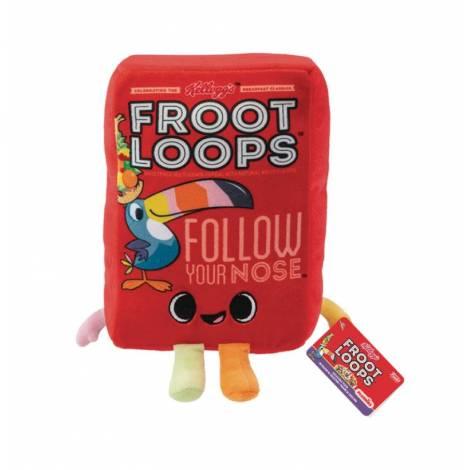 Funko Plush: Kelloggs - Froot Loops Cereal Box (57769)