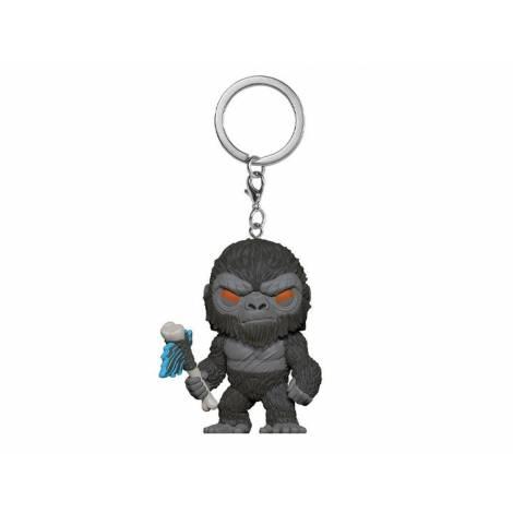 Funko Pocket Godzilla Vs Kong - Kong w/ Axe Keychain