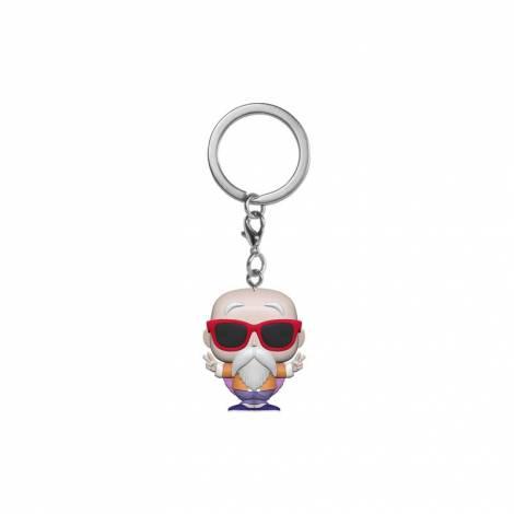 Funko Pocket POP! DBZ- Master Roshi (Peace Sign) Keychain