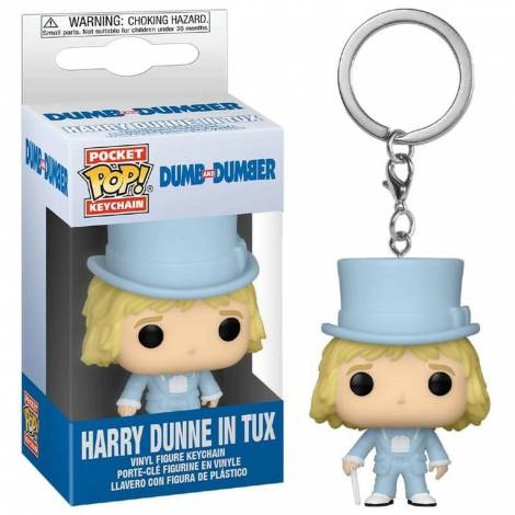 Funko Pocket POP! Dumb And Dumber - Harry Dune In Tux Vinyl Figure Keychain