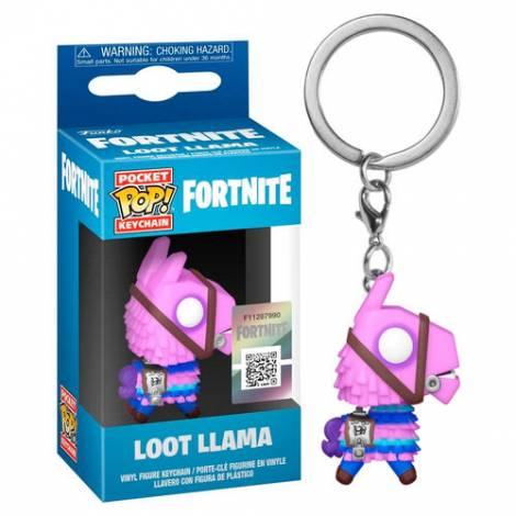 Funko Pocket POP! Fortnite - Loot Llama Keychain