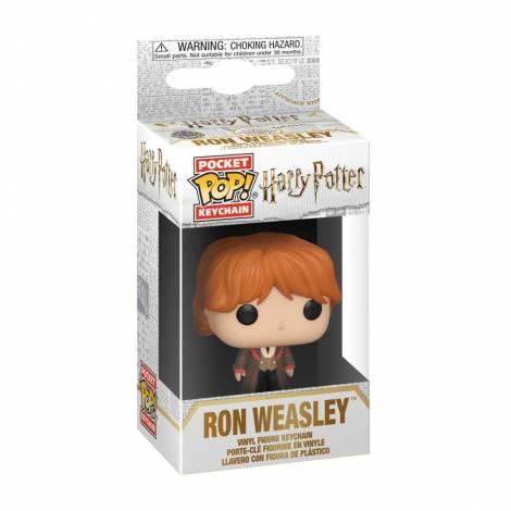 Funko Pocket POP! Harry Potter - Ron Weasley (Yule) Vinyl Figure Keychain