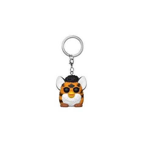Funko Pocket POP! : Hasbro - Tiger Furby Vinyl Figure Keychain