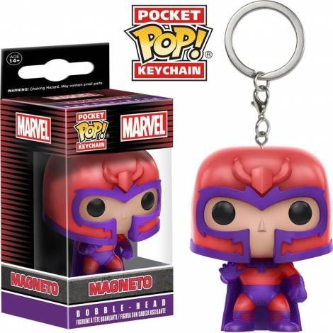 Funko Pocket POP! Marvel Zombs - Magneto Vinyl Figure Keychain