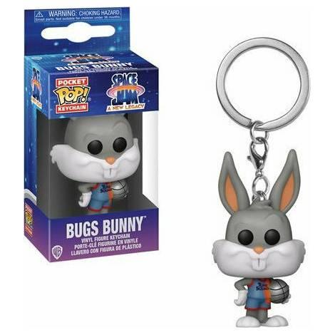 Funko Pocket POP! Movies : Space Jam - Bugs Bunny Vinyl Figure Keychain
