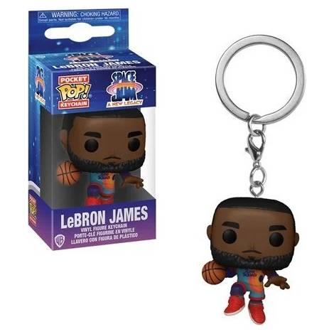 Funko Pocket POP! Movies : Space Jam - LeBron James Vinyl Figure Keychain